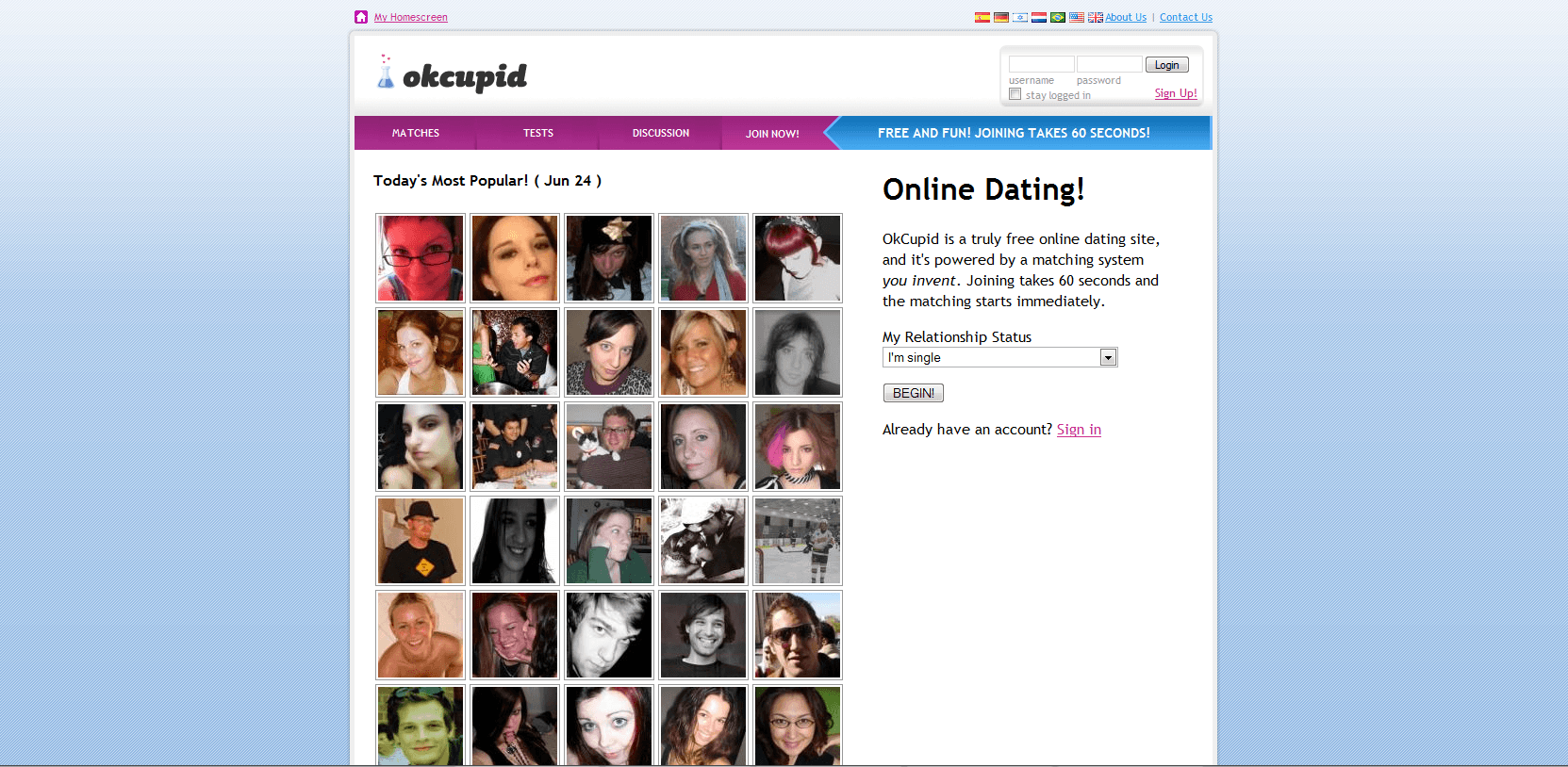 usa pay dating website members