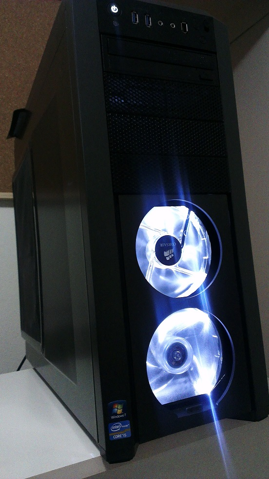 The College Room Litecoin Rig mod