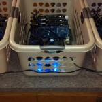 The Shopping Baskets Litecoin Rig mod
