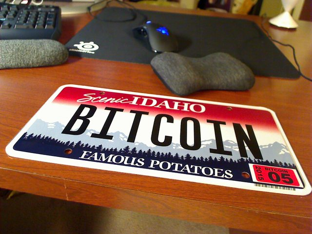 Bitcoin Welcomes You to Idaho mod