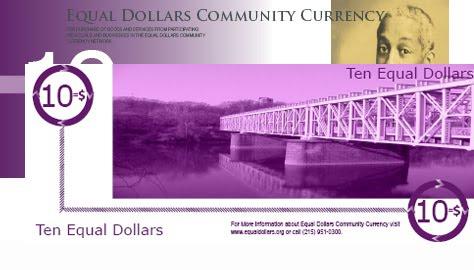 Equal dollars