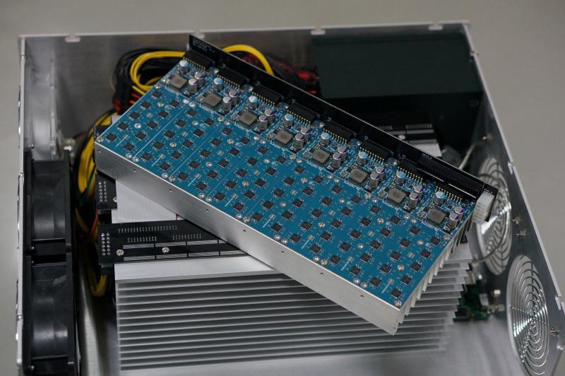 Fast-Hash-One 256 GHs Module mod
