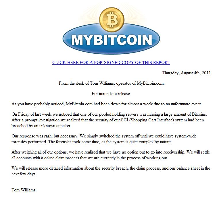 MyBitcoin Theft mod