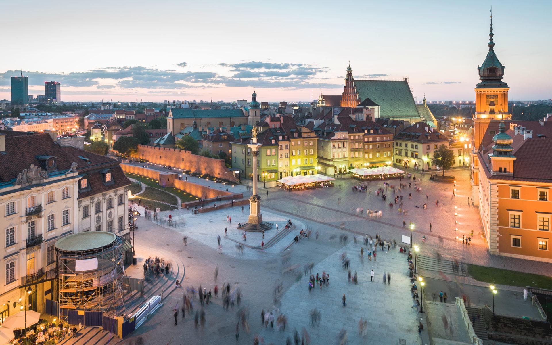 Invertir en Varsovia