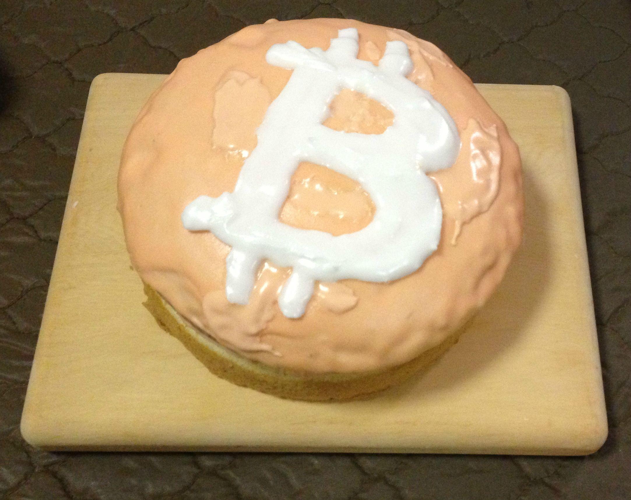 Bitcoin Birthday Cake mod