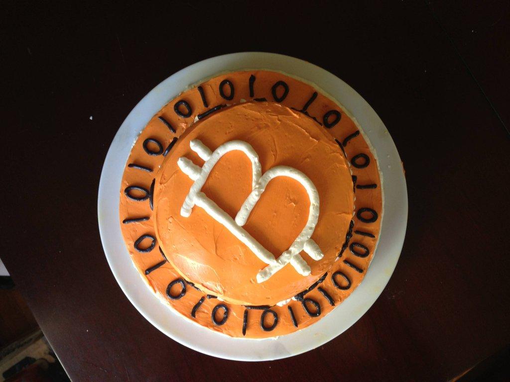 Bitcoin vanilla bean cake mod