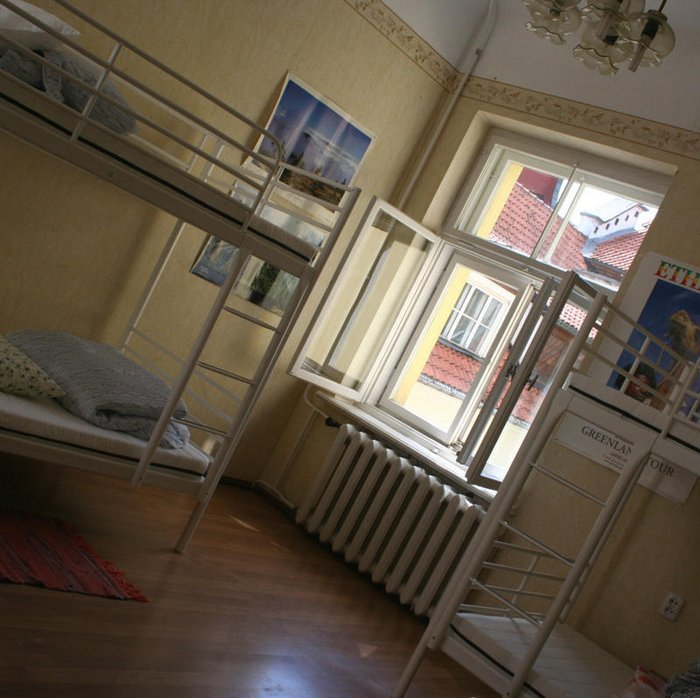 Teddy Bear Hostel Riga Latvia mod