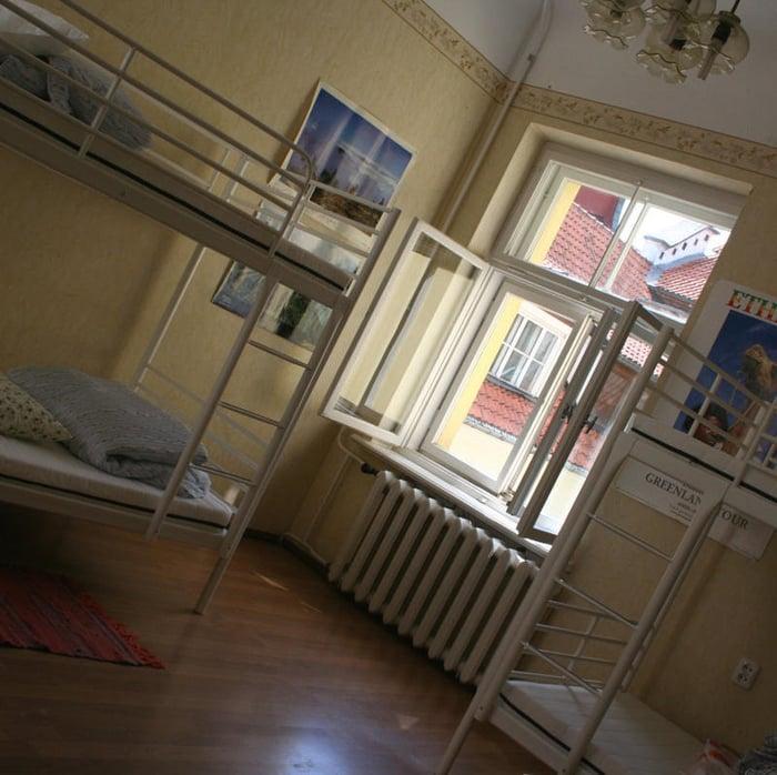Teddy Bear Hostel Riga Latvia mod