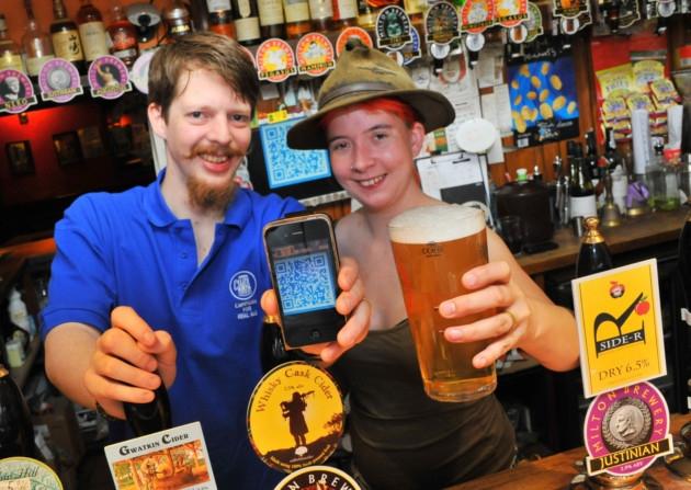 The White Lion pub Norwich mod