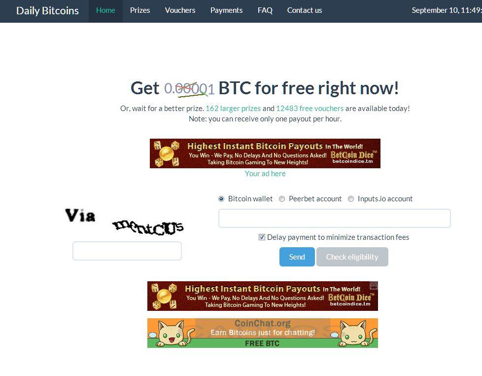 Daily Bitcoins mod