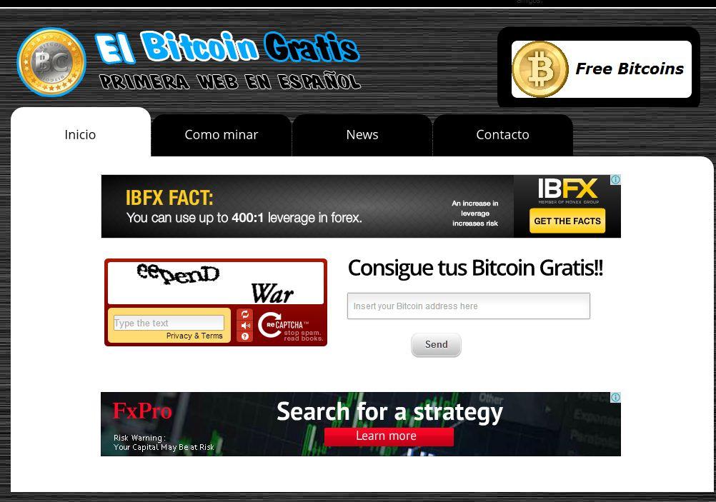 El Bitcoin Gratis mod