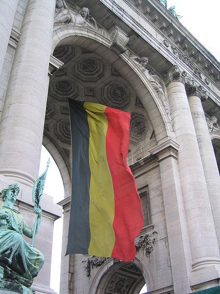 450px-Large_Belgian_flag_at_Jubelpark
