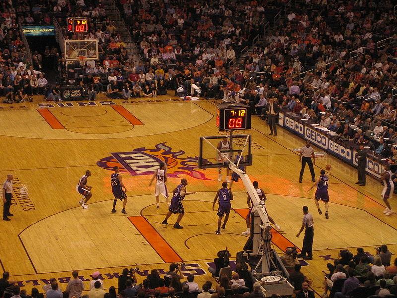 Sacramento Kings vs Phoenix Suns