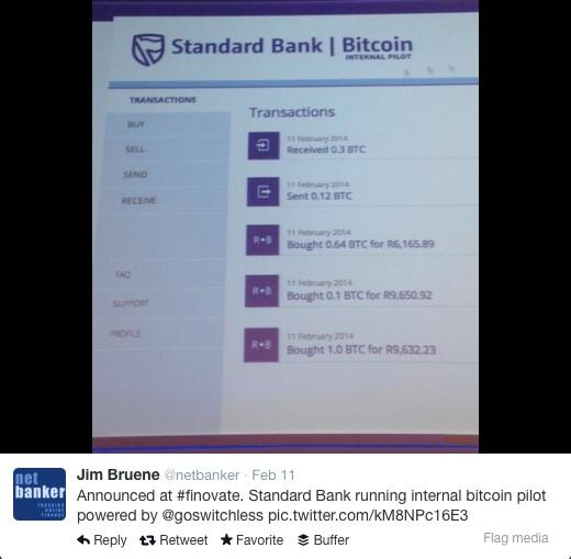 Standard-Bank-internal-Bitcoin-pilot-with-Switchless-FinovateEurope-2014