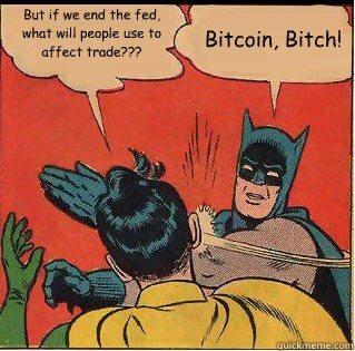 Batman Bitcoin