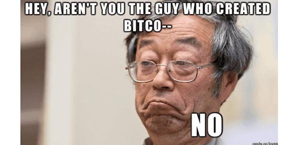 Dorian Nakamoto No Bitcoin