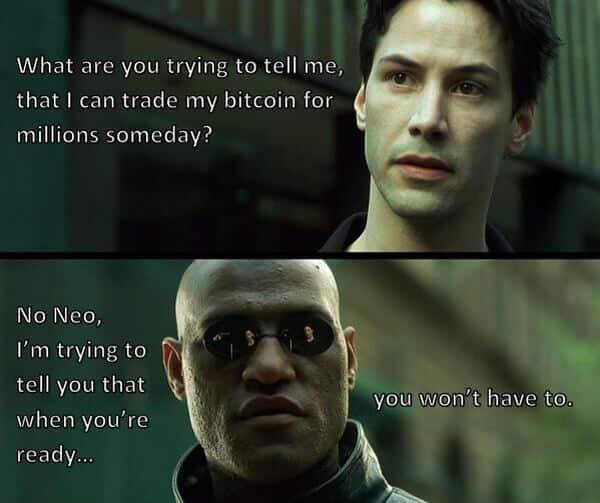 Matrix Bitcoin
