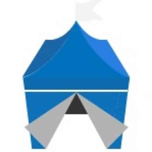 Open Bazaar Tent
