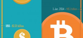 Bitcoin: A Modern Gold Rush? [infographic]