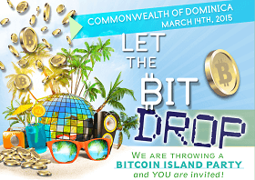 The Bit is Dropping in Dominica