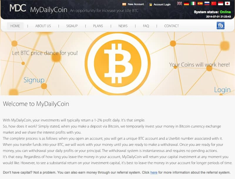 Bitcoin hyip sites guidelines