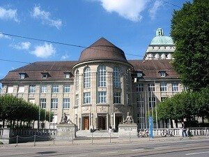 Image of the University of Zurich