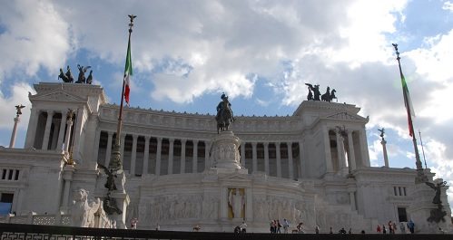 Italian Government Building