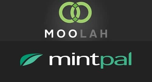 Moolah and Mintpal Logos Together