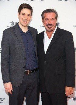 Nick and Juergen Mross at Tribeca Talks