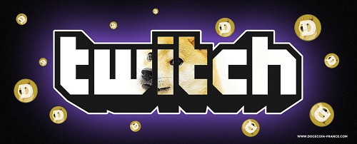 Dogecoin on Twitch