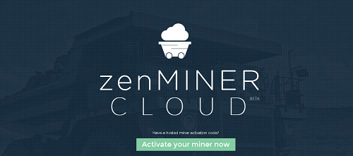 Zencloud Home Page