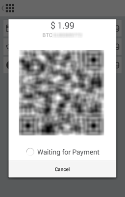 coinbox QR code