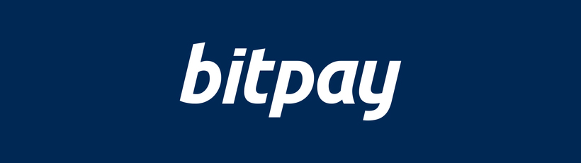 accept bitcoin with BitPay