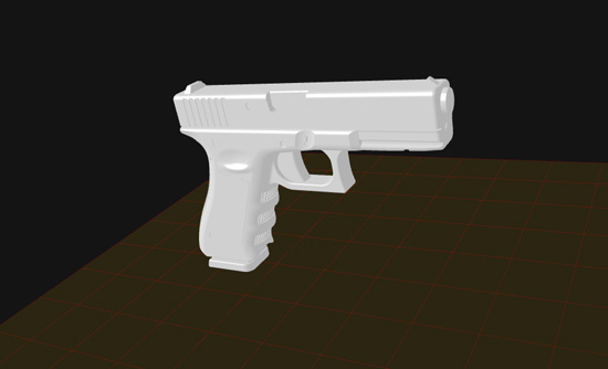 Printable 3d gun blueprints funded with bitcoins removed for Where to get blueprints printed
