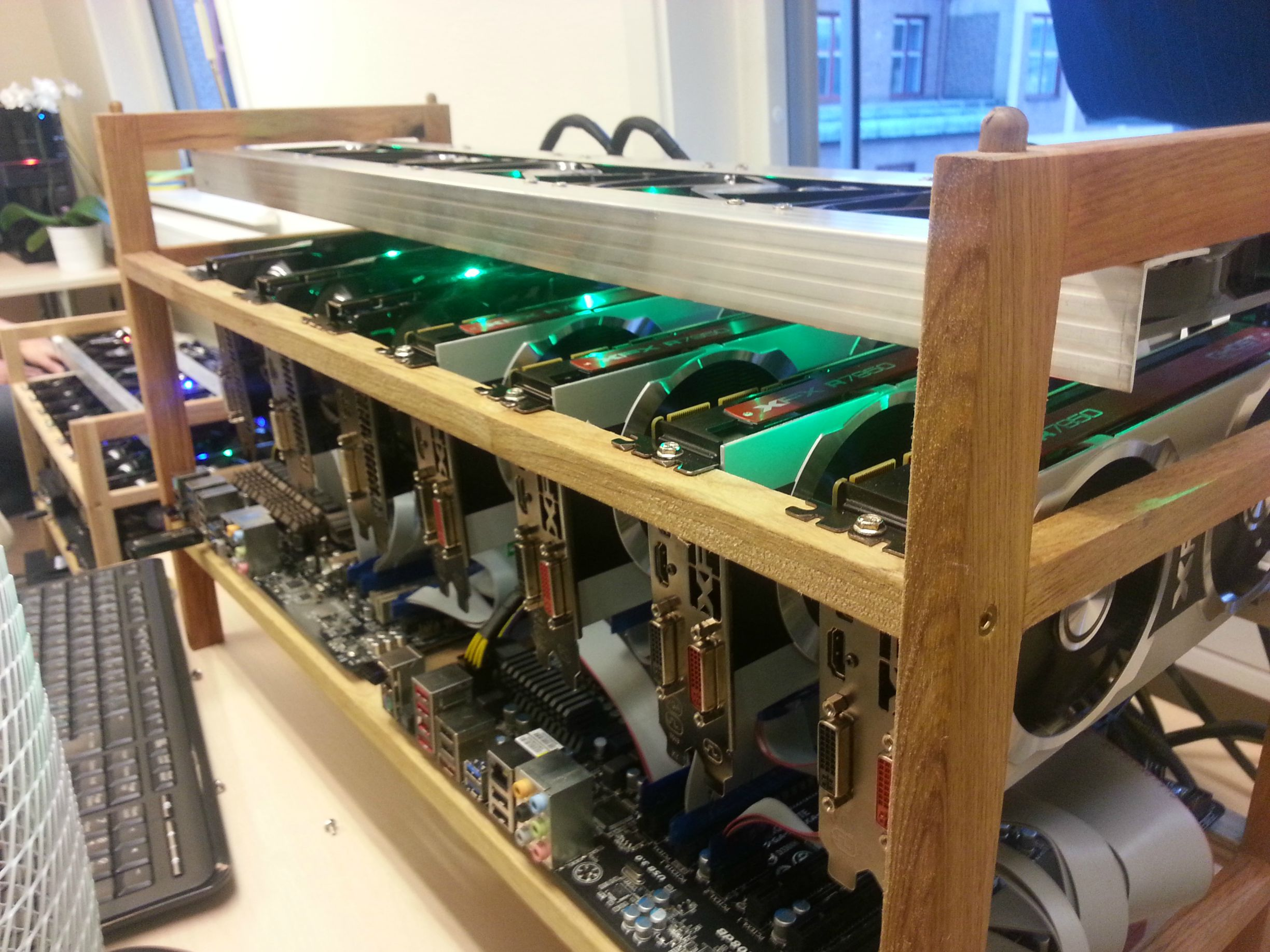 20 Insane Bitcoin Mining Rigs