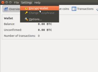 bitcoinEncryptWallet01