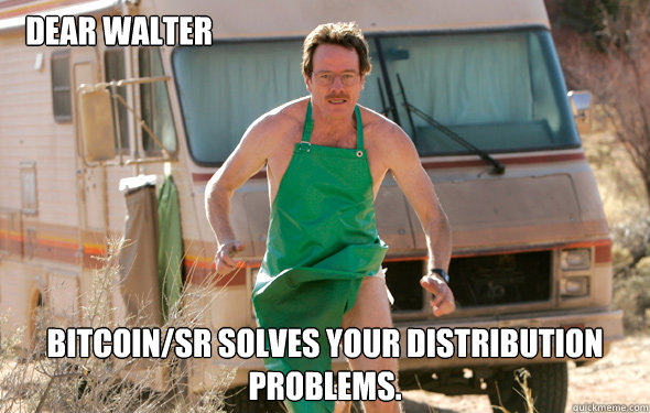 Breaking Bad, Bitcoin Edition mod