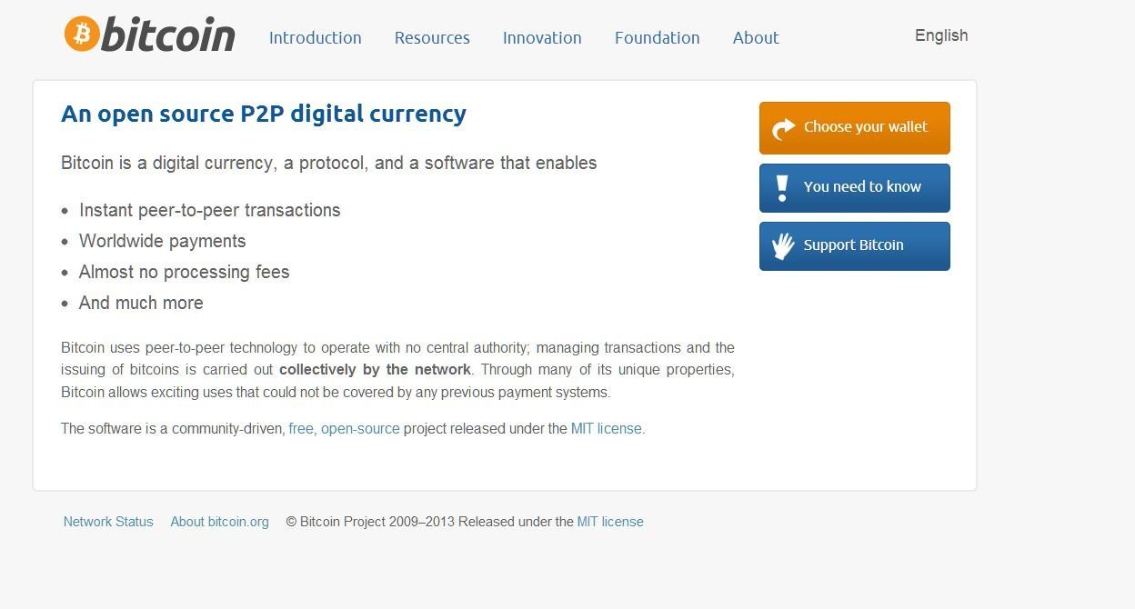 18th August 2008 Bitcoin.org domain is Registered mod