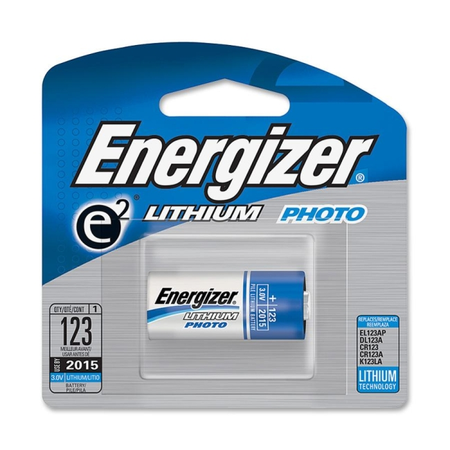 Eveready e2 EL1CR2BP Lithium Photo Battery mod