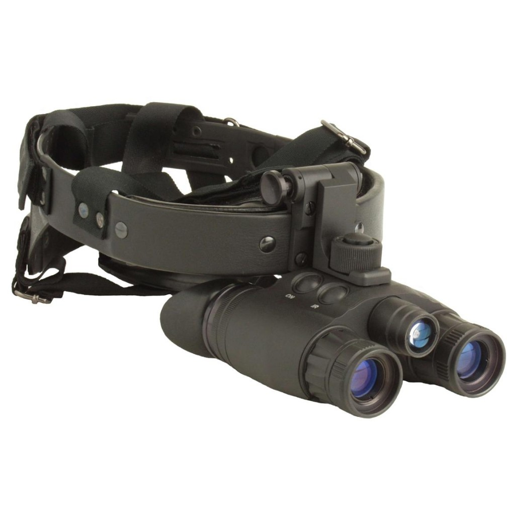 Night Vision Binocular Goggles mod