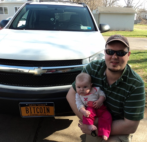 Otoh's Flashy Chevy Bitcoin Plates mod