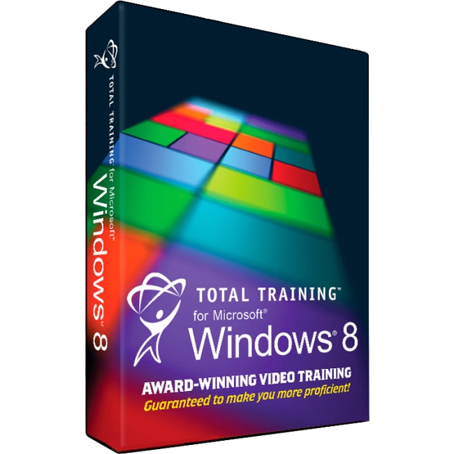 Total Training for Microsoft Windows 8 mod