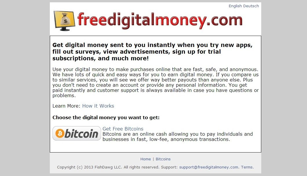 How to get your bitcoins online for free 18 websites that can help you get free coins for finishing offers like surveys on free digital money ccuart Choice Image