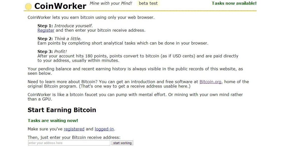How to get your Bitcoins online for free: 18 websites that can help you
