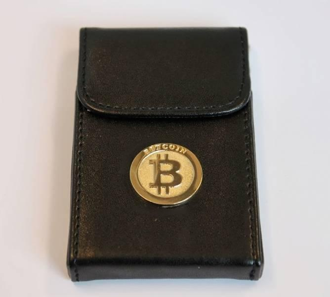 Bitcoin Card Holder mod