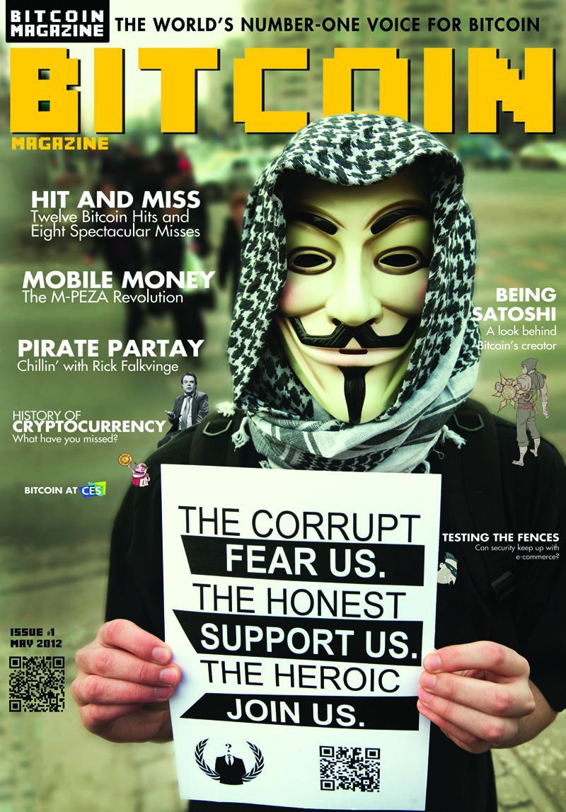 Bitcoin Magazine mod