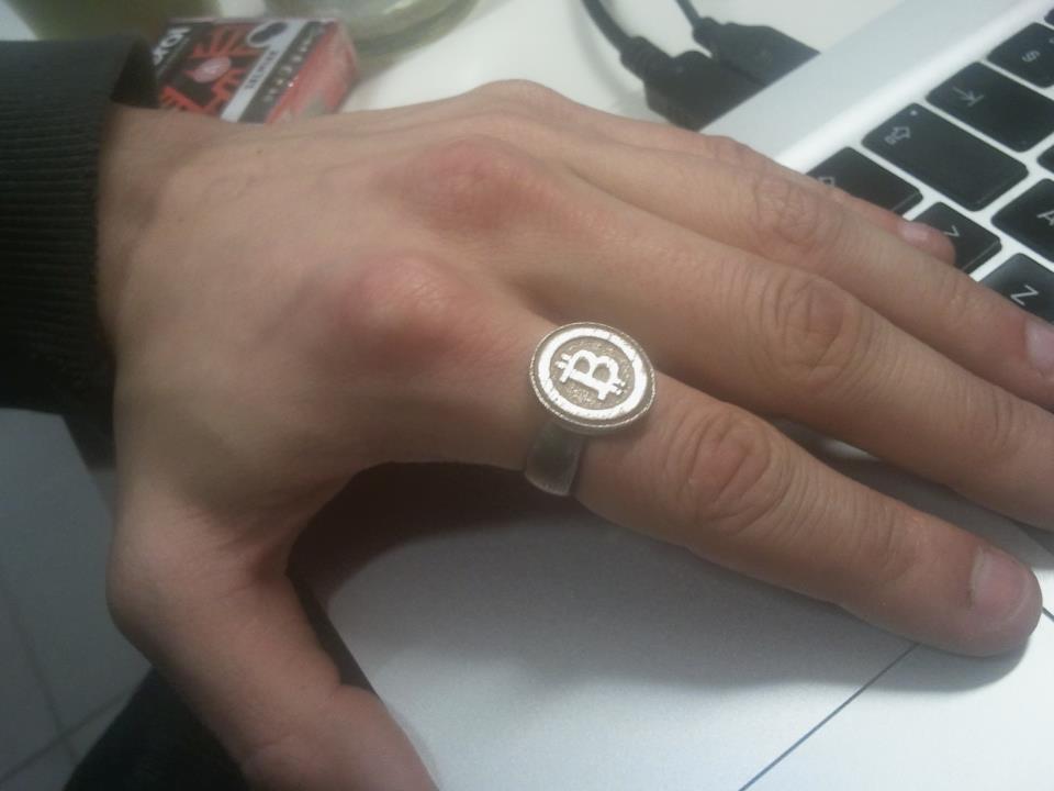 Bitcoin Ring mod