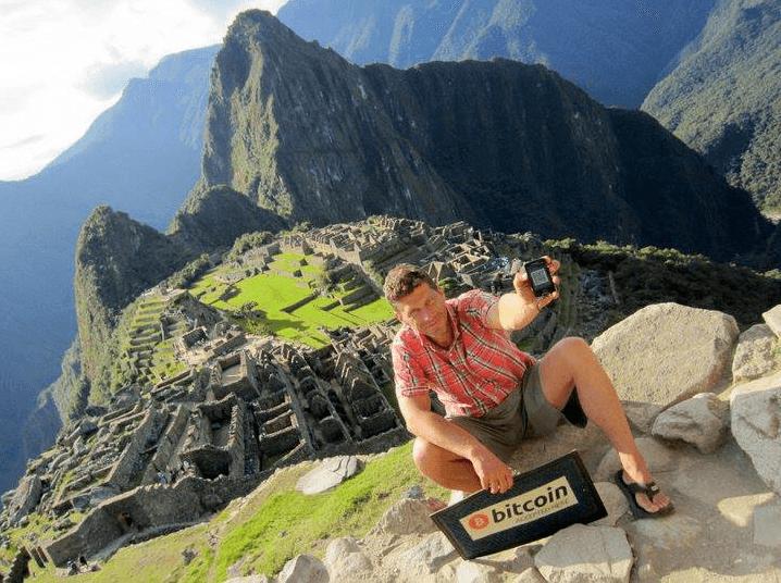 Bitcoin in Machu Picchu mod