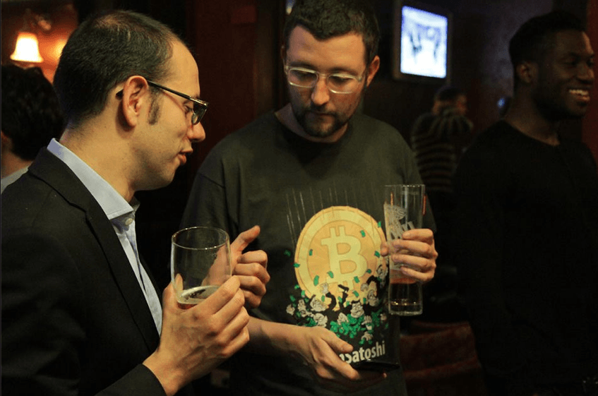 London Bitcoin Meetup mod