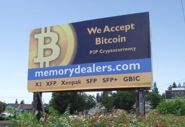 Memory Dealers Bitcoin Ad mod